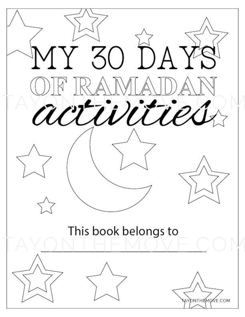 ramadan coloring pages printable - photo#26