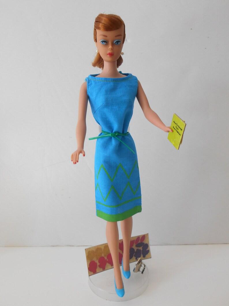 Vintage Junior Designer 1620 Complete reproduction appliquesbelt 1965-1967