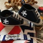 Shoes/Baby Shoes/Baby Custom Shoes/Baby Shower Gift/Personalized Gift/Custom Shoes/Baby Shower/Monogrammed