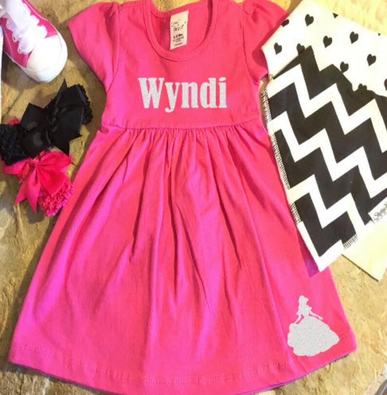 Dress/Summer Dress/Girls Dresses/Personalized Dress/Girls image 0
