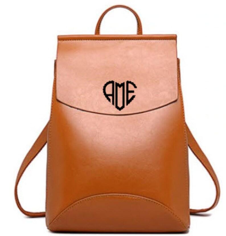 Tote Bag/Backpack/Cross body Back Pack/Handbag/Youth image 0