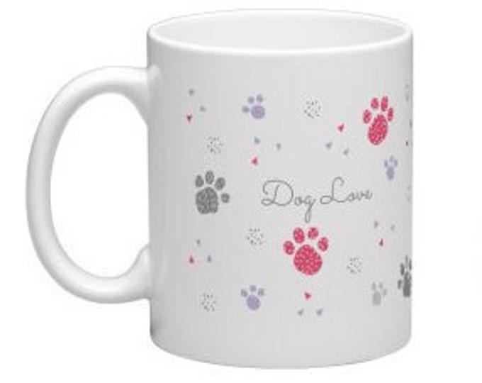 Cup of ceramics
