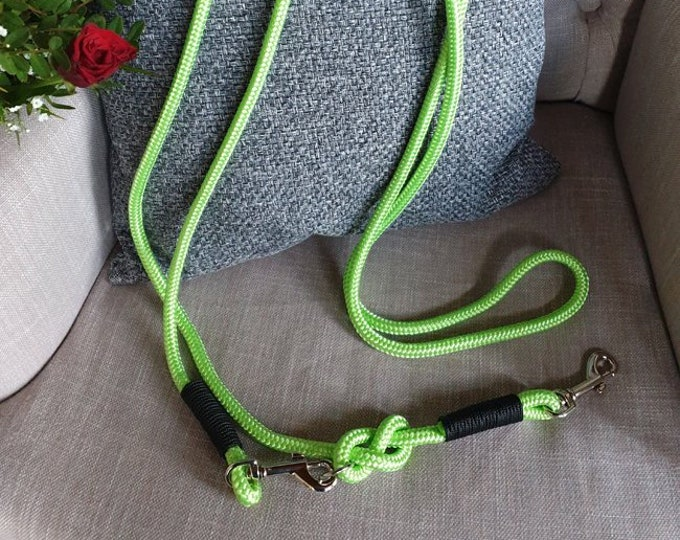 Dog Leash TAU-adjustable multiple times