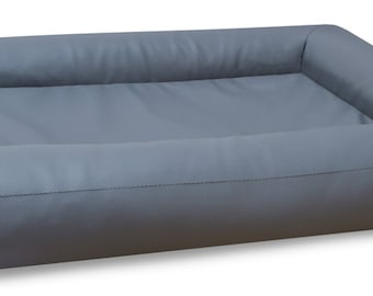 Dog bed DogLife completely made of synthetic leather gr L, XL