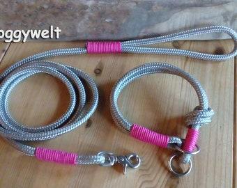 Set Tau Combi-Collar & Leash