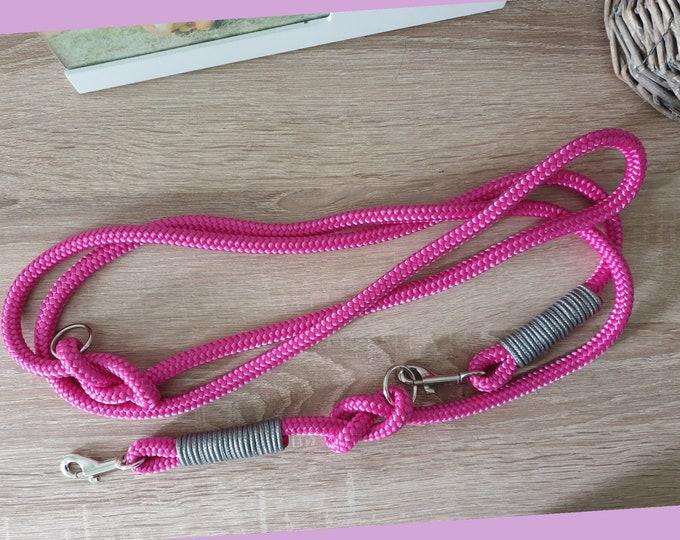 Dog Leash TAU-adjustable multiple times