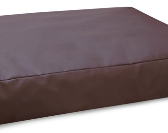 DogFlat made of artificial leather gr M-XXL