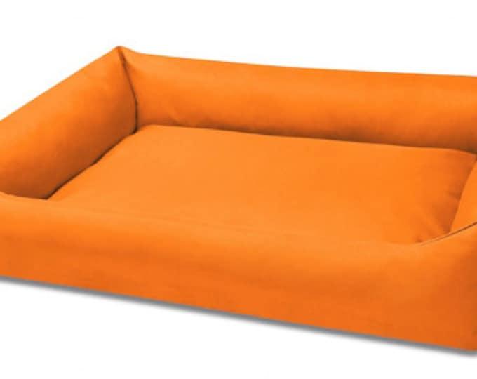 Dog bed DogLead completely made of nylon gr l