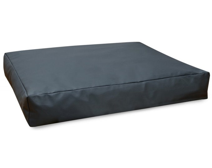 DogFlat made of artificial leather gr XXL