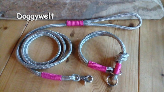 Set Tau Combi-Collar & Leash