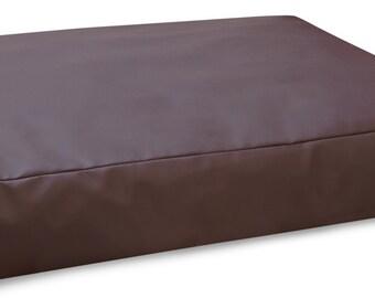 DogFlat leather size M - XXL