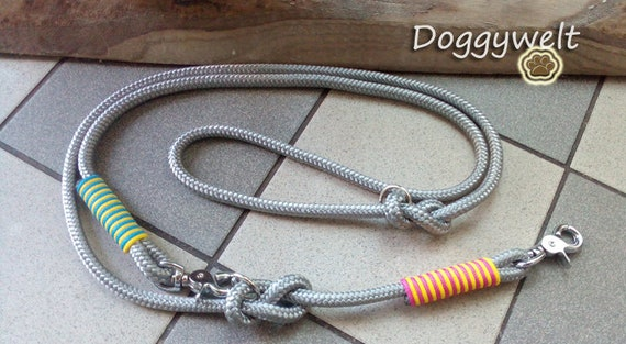 Dog Leash Tau-Multiple adjustable