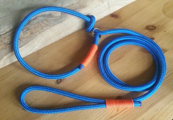 Retrieverleine-Dog leash from tau with stop