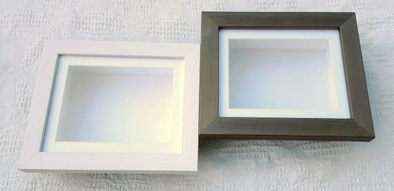 The Rachel Custom Shadow Box Frame 20 inches x 15 inches x 6 | Etsy