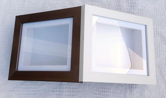 Shadow Box Frame Box Frame MDF Box Frame Painted Box Frame | Etsy