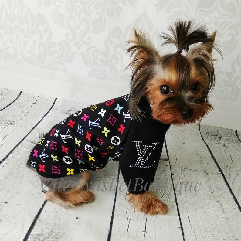 547cdb38713 Jersey dog sweater Jersey dog dress Custom made dog dress | Etsy