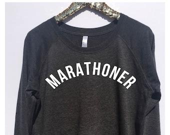 Marathon training - half marathon - marathon top - running shirt - 5K - running shoes - running gifts women - running shirt women - S-2XL