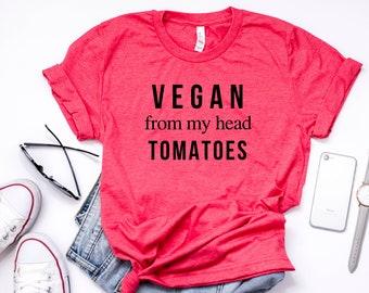 Vegan shirt - Vegan t-shirt - Vegan - Vegan t shirt - womens vegan shirt - vegan clothing - vegan clothes - vegetarian shirt - Vegetarian
