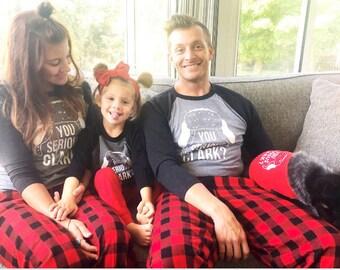 Adult Christmas Pajamas Family Christmas Pajamas Matching Christmas Pajamas Family Pajamas Dog Pajamas Couples Pajamas Moxiefoxdesigns