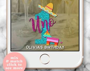 Cinco De Mayo geofilter, 1st Birthday filter, Cinco de Mayo Snapchat Filter, Fiesta Cinco De Mayo, first Fiesta Geofilter, Mexican filter