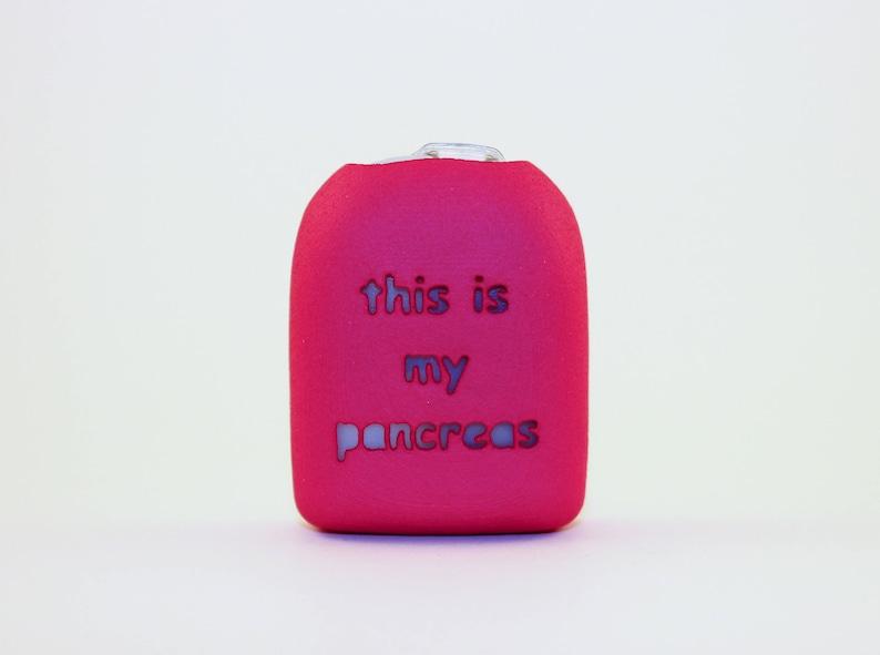 5cbb5bcb2f26c This is My Pancreas - Clip-On Omnipod Pod Cover