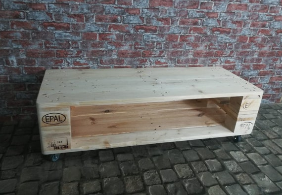 "Lowboard ""Vienna"" / TV cabinet made of pallets / pallet furniture"