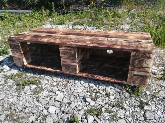 "Lowboard ""Tallinn"" / TV cabinet made of pallets / pallet furniture"