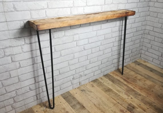 Console Console Table on Hairpin
