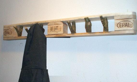"Design wardrobe ""Sylt"" made of pallets"