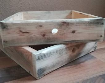 Pallets drawer