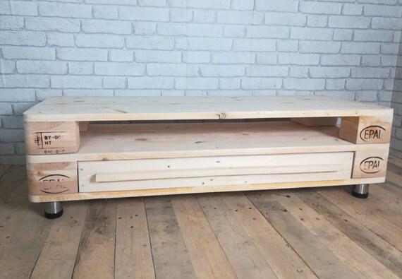 "Lowboard ""London"" / TV cabinet made of pallets / pallet furniture"