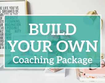 Build-Your-Own Coaching Service Packages
