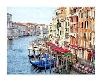 Canale Grande Venezia, ITALY