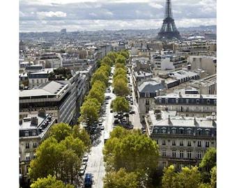 Sous le ciel de Paris, France