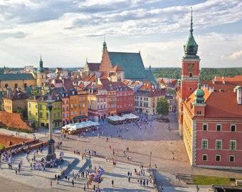 Stare Miasto, Warszawa, Poland