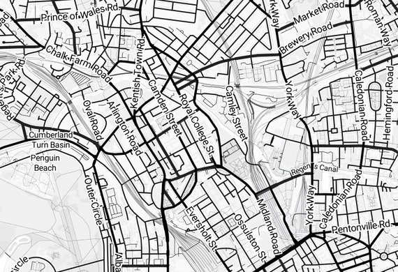 picture relating to Printable Map of London named London Map Print, Printable Map Of London, Metropolis Map Artwork, Highway Names London Print, London Map Artwork, England Wall Artwork, Generate Present Poster