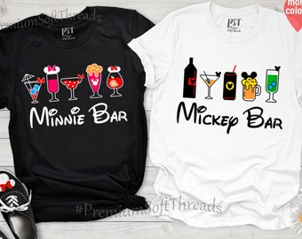 Minnie Drinking Mode shirt