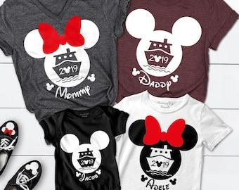 56227f51 Disney Cruise Shirts, Family Matching Cruise Shirts, Disney Cruise Family  Matching Shirts, Disney Trip, Family Vacation Custom Shirts