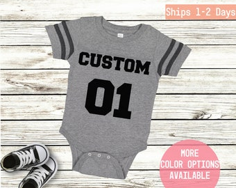 adcc4e65b Baby football jersey