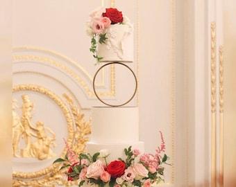 HOOP tier cake separator