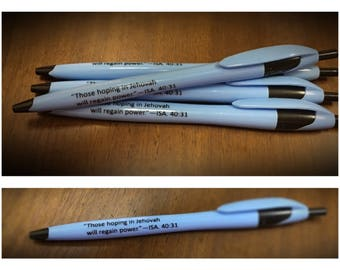 2018 Yeartext of Jehovah's Witnesses Pen