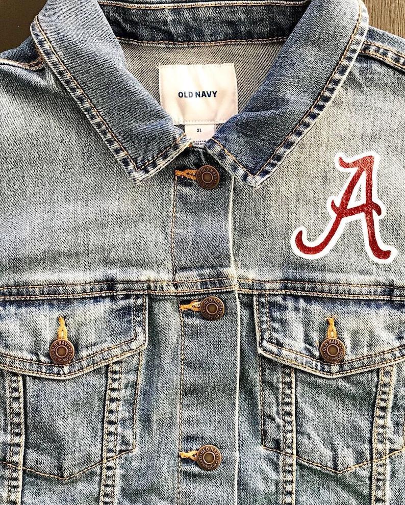 Personalized Denim Jacket