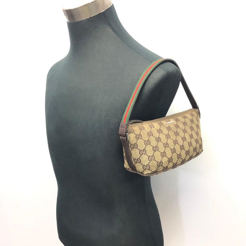 2e3ef454b83 Gucci GG Boat Pochette Handbag