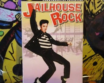 Elvis Commemorative Collection - Jailhouse Rock VHS