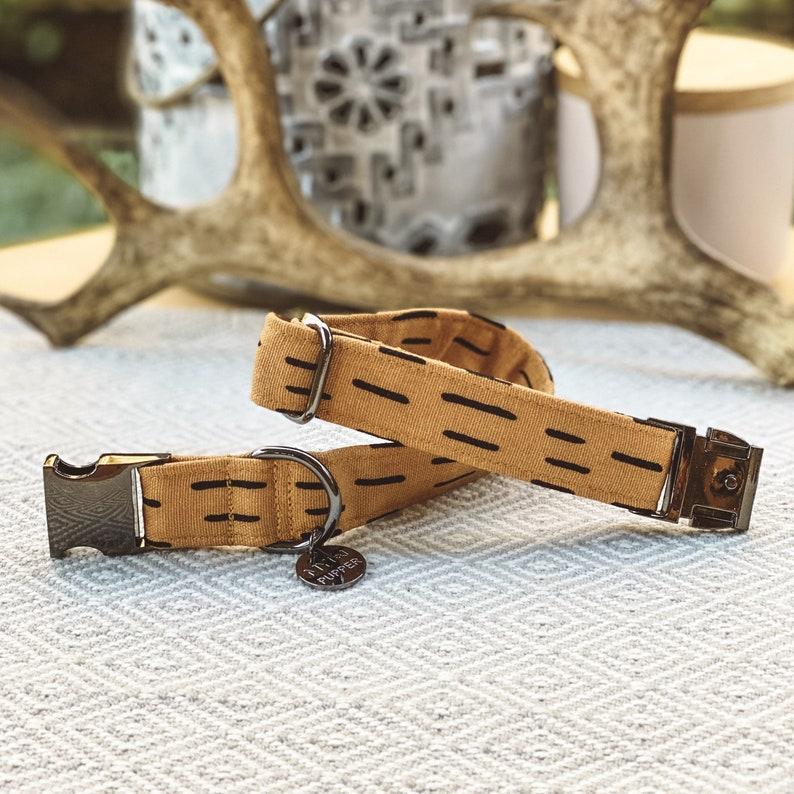Rajah Dog Collar