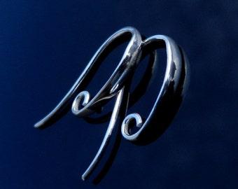 Sterling Silver Hooks, Earring Hooks Earwires, Sterling Silver Earring Hooks, Silver french hooks, Silver Earring Hooks