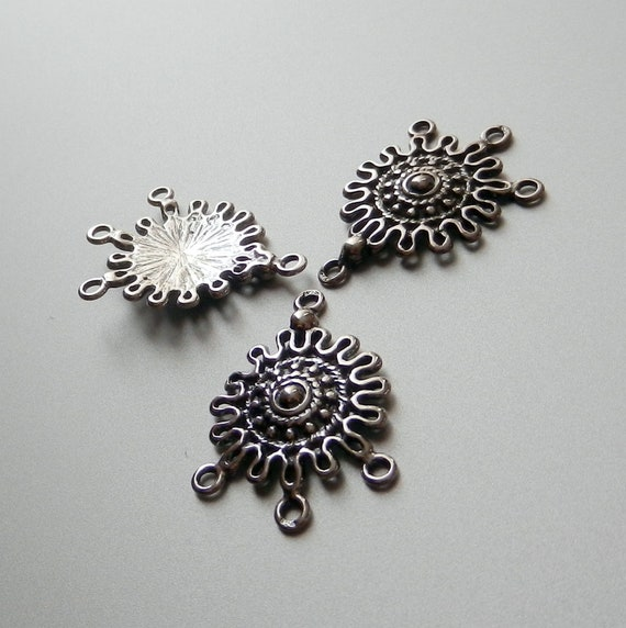 Sterling Silver Charms Earring Charms Necklace Charms Bracelet Charms jewelry supplies