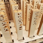 Wood Markers/Stakes - Custom Garden/Plant Markers/Stakes for Any Vegetables, Herbs or Other Plants