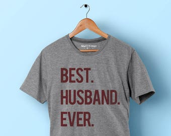 Best Husband Ever T-shirt - Father's Day