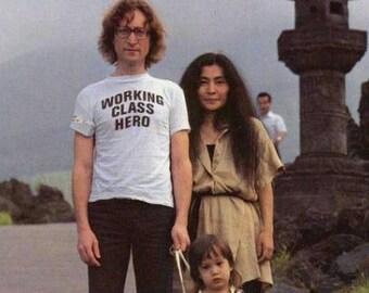 John Lennon Working Class Hero T-Shirt